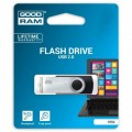 Флеш-накопитель USB 16GB GOODRAM UTS2 (Twister) Black (UTS2-0160K0R11)